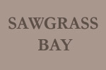 sign for Sawgrass Bay