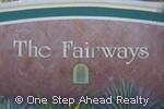 sign for Fairways, The of Heron Bay