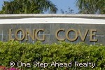 sign for Long Cove