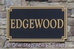 sign for Edgewood